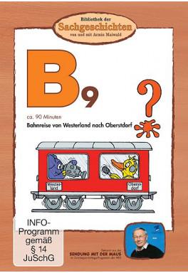 B9 - Bahnreise von Westerland nach Oberstdorf