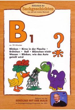 B1 - Blinken, Birne in Flasche, Brötchen, Ball, etc