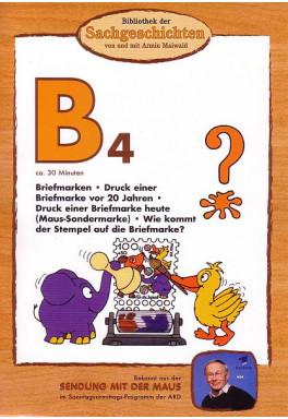 B4 - Briefmarken