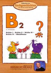B2 - Brückenbau, Bleistiftmine