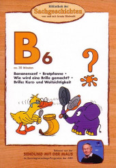 B6 - Bananensenf, Bratpfanne, Brille