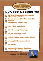 10 DVDs zum Spezialpreis!