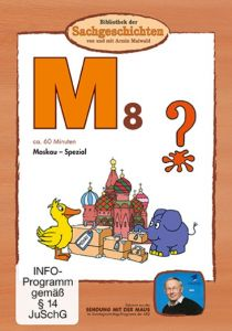 M8-Moskau Spezial