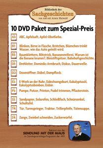 10-DVD-Paket