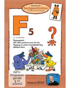 F5: Flugzeugstart/ -vorbereitung