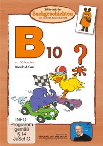 B10 - Boards & Cars