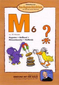 M6: Magnet/ Maßband/ Münzumtauscher/ Mullbinde