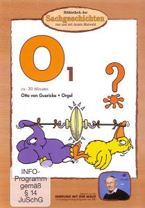 O1 - Otto von Guericke/ Orgel