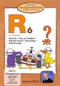 R6 - Rennauto/ Formel 1/ Reifenrecycling