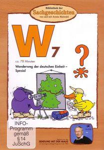 W7 - Wanderweg der deutschen Einheit